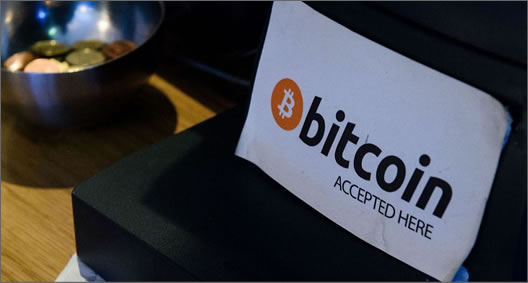 accept bitcoin at store