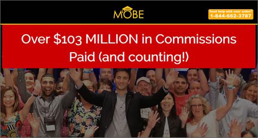 MOBE affiliate