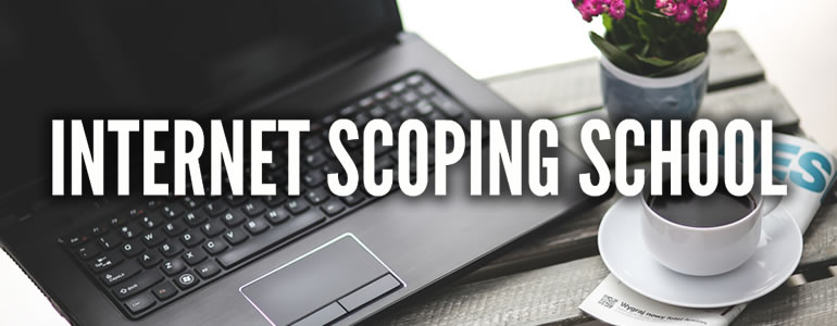 internet scoping school review