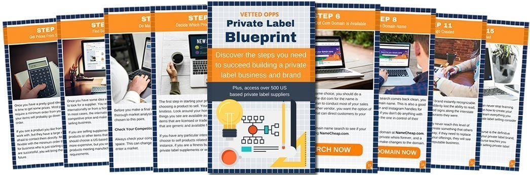 private label blueprint