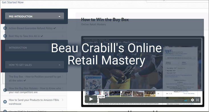 Beau Crabill's Online Retail Mastery