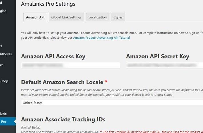 AmaLinks Pro license key