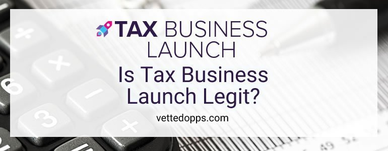 Tax Business Launch review