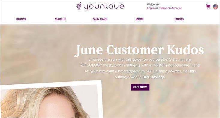 Younique Review , Scam Or Great Opportunity to Make Money?